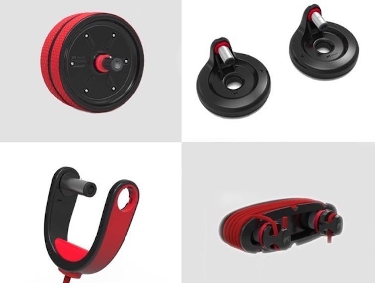 Xiaomi Smart Fitness Station