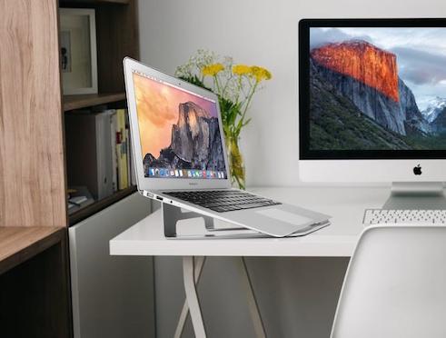 Ergonomic Stand for MacBook