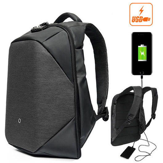 Functional Anti-Theft ClickPack Pro Backpack