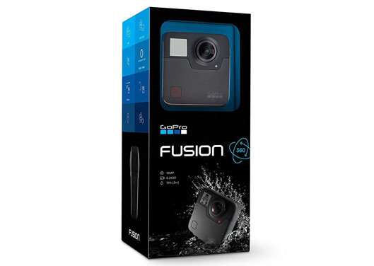 GoPro Fusion Best 360 action camera