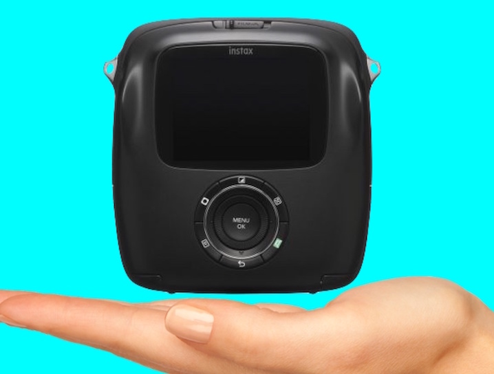 Hybrid Camera by Fujifilm