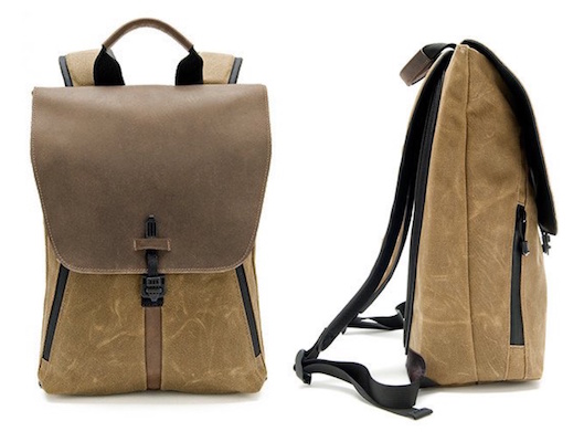 Leather Backpack for Laptop