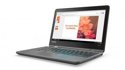 Lenovo Presented New Chromebook
