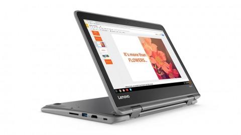 Lenovo Presented New Water-Resistant Chromebook
