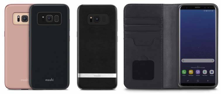 Moshi Case for Samsung Galaxy S8