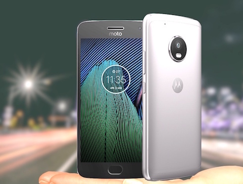 Moto G5 Plus – Great Functionality