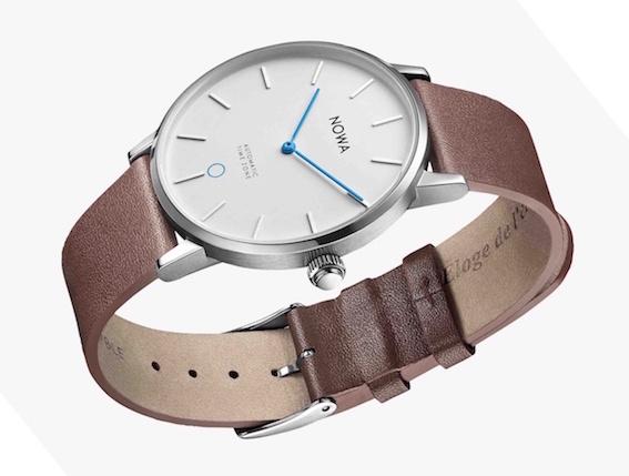 NOWA Shaper - the World's Thinnest Smartwatch