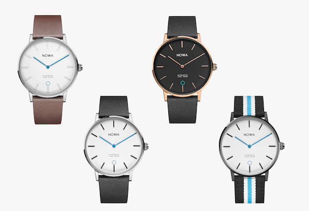 NOWA Shaper - Thinnest Smartwatch