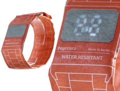 Papr Watch – First Wearable