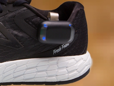Smart Insoles - gadget for Runners