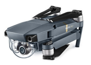 DJI Drone Mavic Pro OcuSync Transmission RC Quadcopter