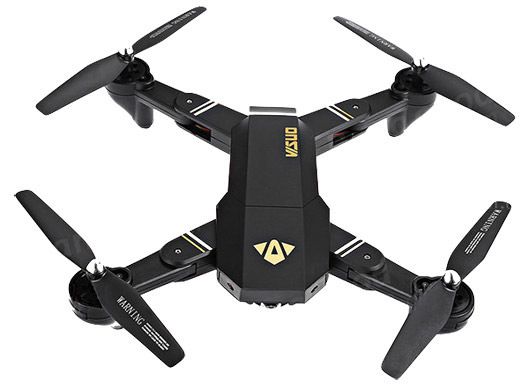 Best Budget Drone - Quadrocopter with HD Camera