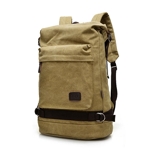 Casual Canvas Travel Backpack