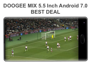 DOOGEE MIX 5.5 Inch Android 7.0 - Best Deal