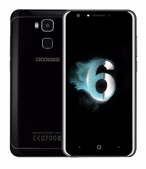 DOOGEE Y6 black