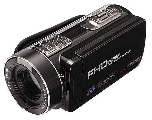HD wide angle lens Sports DV action camera close lid