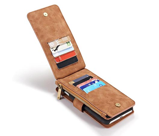 Leather Case For iPhone 7, Vintage style