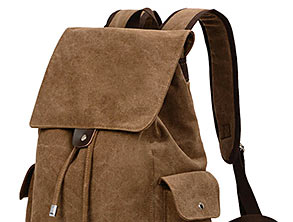 Outdoor Travel Canvas Backpack