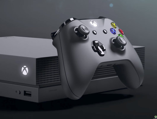 Microsoft Xbox One X Gaming Console