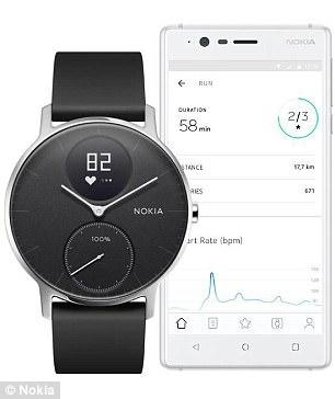 nokia Steel HR smart watches
