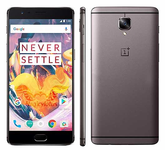 OnePlus 3T Android Smartphone