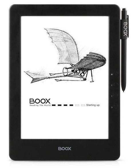 Onyx BOOX N96ML 9.7 Inch 16G E-Ink Display Frontlight E-book Reader