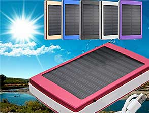 Solar Power Bank review