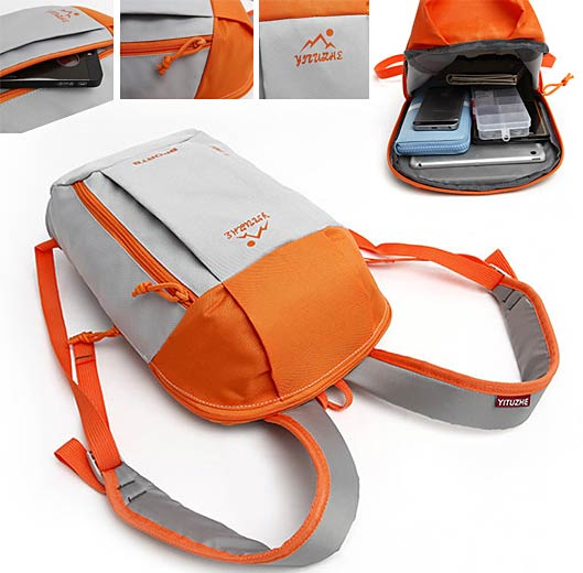 Unisex Casual lightweight Backpack