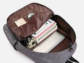 USB Charging Laptop Backpack featured