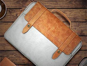 Vintage bag for MacBook Pro featured