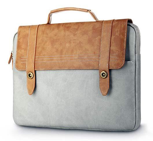 Vintage bag for MacBook Pro