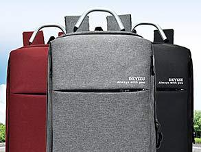 Waterproof Laptop Shoulder Bag featured