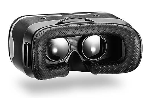 3D VR Headset for Smartphone
