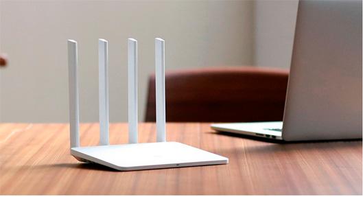 4 Antenna WiFi Router