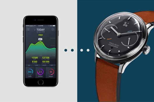 Auto-Charging Hybrid Smartwatch