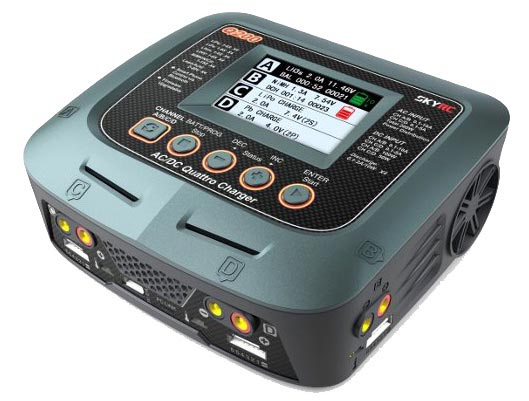 Battery Balance Charger review