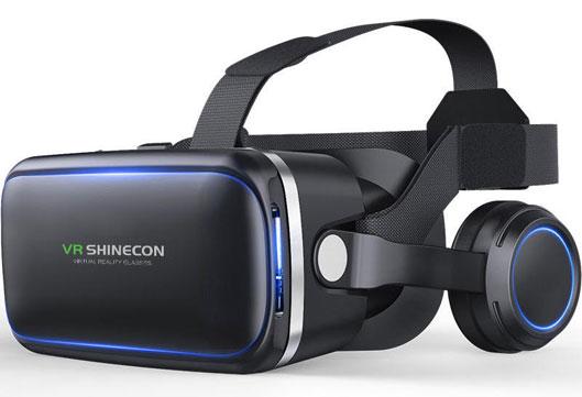 Best 3D VR Glasses Headset