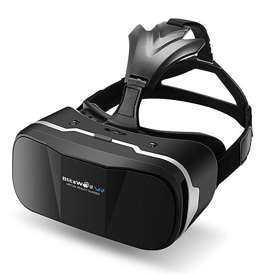 Best 3D VR Headset for Smartphone
