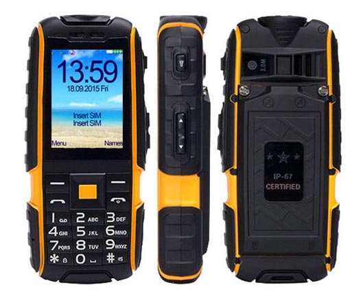 Best Outdoor Rugged Phone