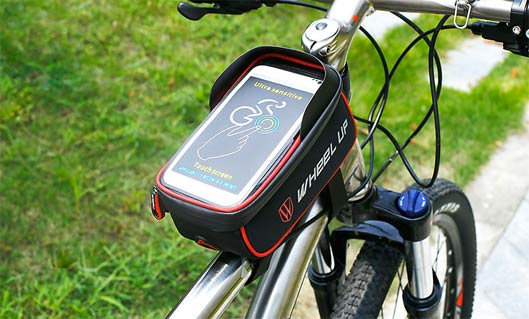 Bicycle Front Frame Tube Case