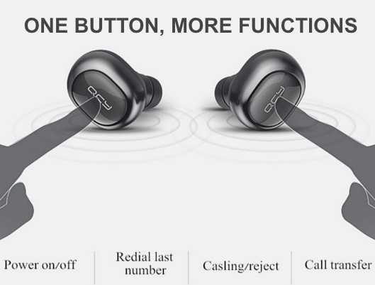 Bluetooth Earbuds for Running