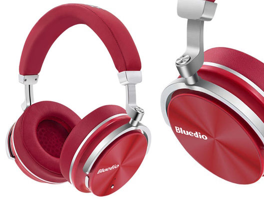 Build-In Mic Noise-Canceling Headphones headset
