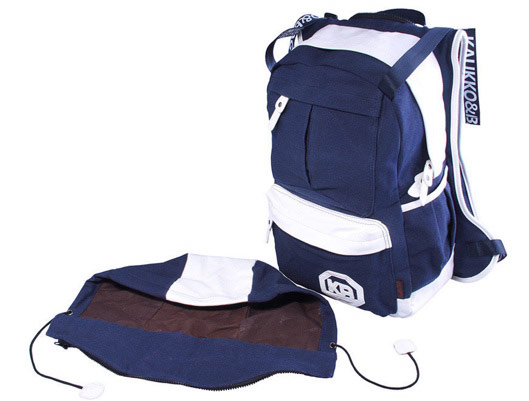 Canvas Carry-On Travel Backpack