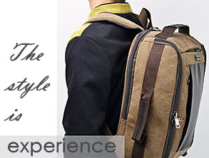 Canvas Outdoor Bag Travel Backpack review