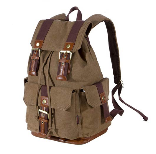 Canvas Travel Backpack review
