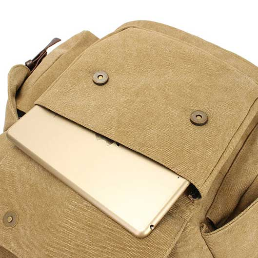 Compact Outdoor Canvas Bag
