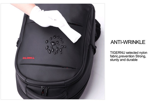 Compact Urban Nylon Bag Casual School Backpack