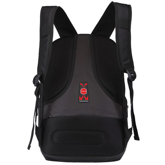Compact Urban Nylon School Backpack