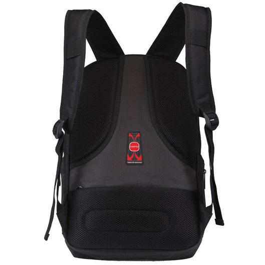 Compact Urban Nylon School Backpack