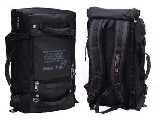 Durable Nylon Bag Large Camping Backpack